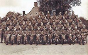 Photograph of Yatton Home Guard